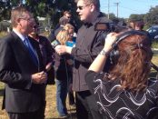 Mitchell Dye interviews the Premier Denis Napthine