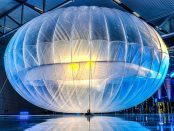 Project Loon research baloon