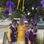 Some of the Surf Coast Relay for Life Organising Committee