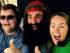 Mitchell Dye, Costa Georganis and Kate Gladman