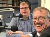 Mitchell Dye and Les Watson