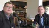 Mitchell Dye with Bill Mithen