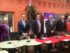 Mitchell Dye with the Bellarine candidates