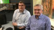 Mitchell Dye with Alec Sandner