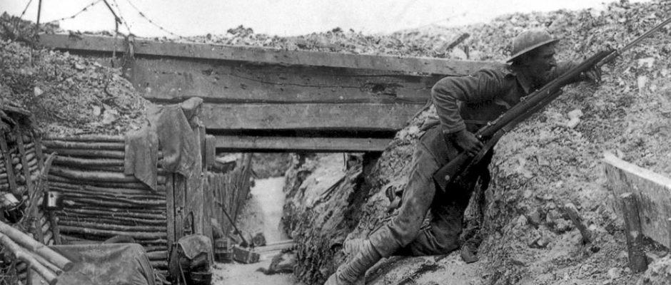 WW1 Trench