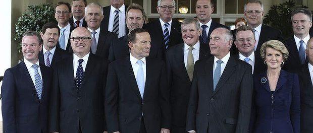 Abbott Cabinet