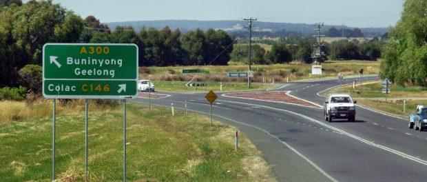 Geelong sign