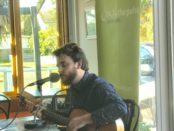 Tex Miller plays live on 94.7 The Pulse