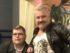 Mitchell Dye with former Geelong mayor Darryn Lyons