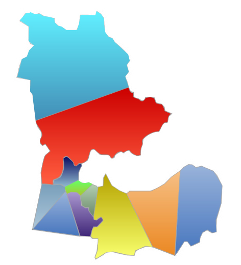 City of Greater Geelong Map