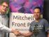 Mitchell Dye with Mark Heenan