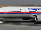 Malaysia Airlines B777 aircraft