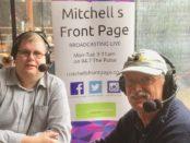 Mitchell Dye with Geoff Hillis