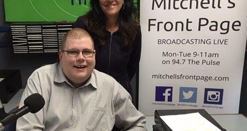 Mitchell Dye and Christine Couzens
