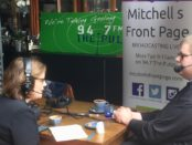 Sarah Henderson MP with Mitchell Dye