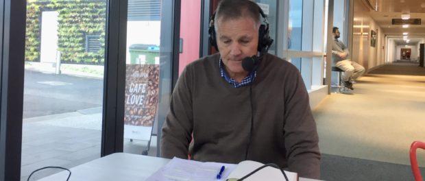 Geelong Deputy Mayor Peter Murrihy