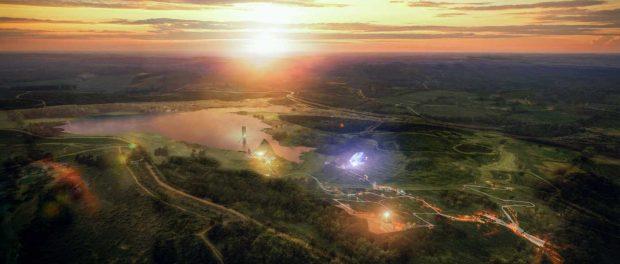 Eden Project Anglesea Concept