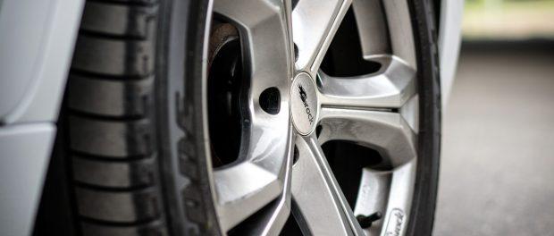 Car wheel Photo: PxHere