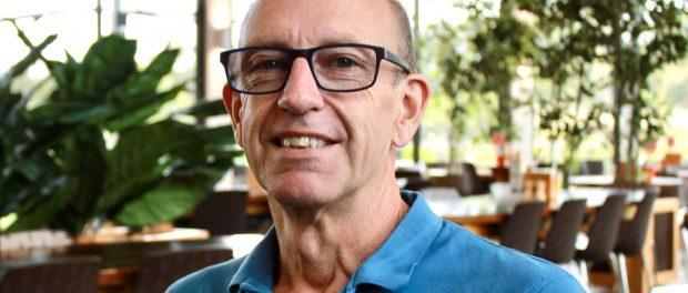 Cr Tony Revell