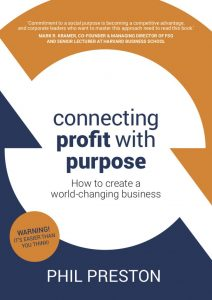 Connecting Profit with Purpose by Phil Preston