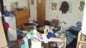 Open home horror stories - messy room