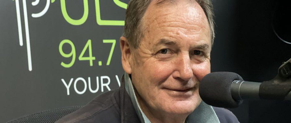Former Western Victoria MP Simon Ramsay