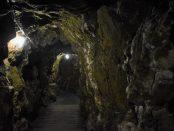 Underground mine Photo: Gus Jewell